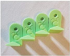 Cutting mat Hanger/Cutting Mat Storage for cricut ,Standard Grip Cutting Mat holder for Cricut Explore One/Air/Air 2/Maker, Cut Mats Accessories for Cricut(4 Pack)