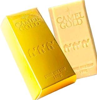 Camel Gold - Camel Milk Soap Bar - Organic Camel Milk Soap for Face | Skin Moisturizing Soap, Camel Milk Skin Benefits Soa...