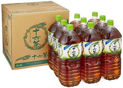 [Amazon限定ブランド] #like アサヒ飲料 十六茶 2L×9本