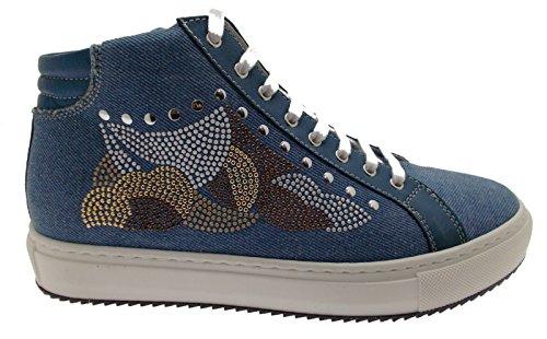 C3780 Vrouwen Schoen Orthopedische Inlegzolen Sneaker Jeans 37