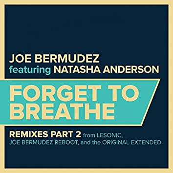 Forget To Breathe: Remixes, Pt. 2 (feat. Natasha Anderson)