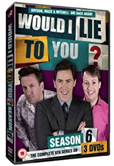 Would I Lie To You? - Season 6