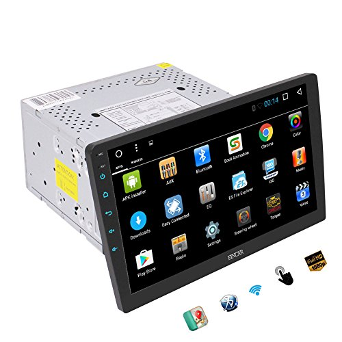 Quad Core Android 6.0 System Car Stereo with 10.1 ''