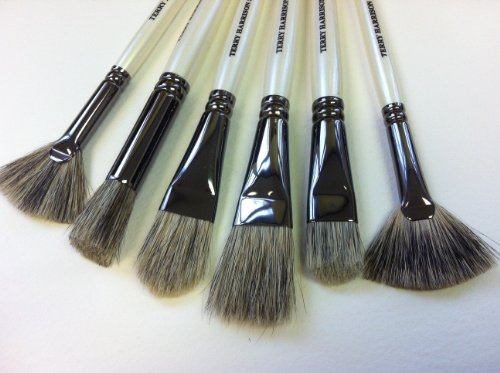 Terry Harrison's Special Effects Brushes - Badger Blends (Large)