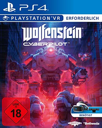 Wolfenstein Cyberpilot (Deutsche Version) [PlayStation 4]