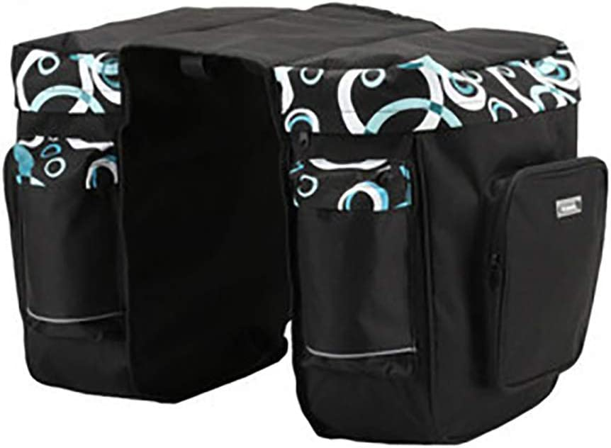 Bike Panniers Rack Trunks Bicycle Rear 30L Seat Luggage Bag Ranking TOP2 Free shipping Med