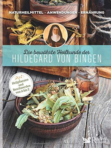 Meine Buchempfehlung: Die bewährte Heilkunde der Hildegard von Bingen