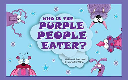 Who is the Purple People Eater? (English Edition)