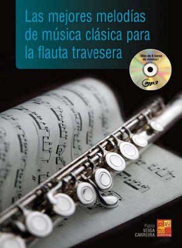 Las mejores melodías de música clásica para la flauta