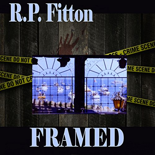 Framed cover art