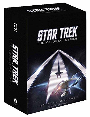 Star Trek: The Original Series - Collezione Completa Stagion