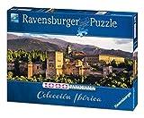 Ravensburger Puzzle 1000 Piezas, La Alhambra Granada, Panoramas, Colección Fotos y Paisajes, para Adultos, Rompecabezas de Calidad