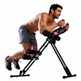 CROSSBORDER ABS Fitness Abdominal Rocket 6 Pack Gym Machine...