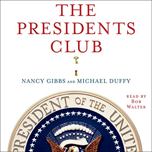 The Presidents Club audiobook cover art