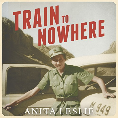 Train to Nowhere audiobook cover art