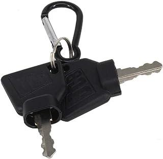 HKOO Ignition Keys for JCB Heavy Equipment(2 Pack)