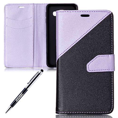 pas cher un bon JAWS EU Case Compatible avec Samsung Galaxy J3 / J3 2016 Wallet, PU Leather Flip Case…
