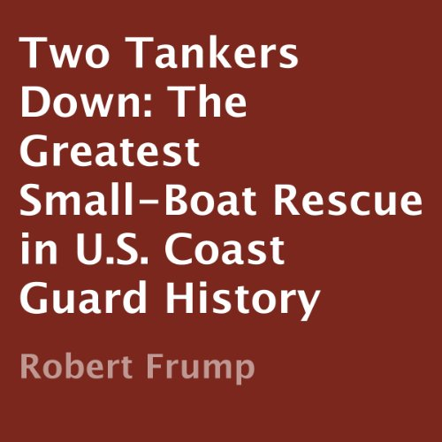 Two Tankers Down audiobook cover art