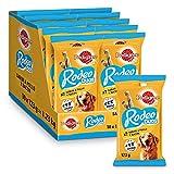 Pedigree Rodeo Duos Snack en Tiras para Perros sabor Pollo y Bacon(Pack de 10 x 123g)