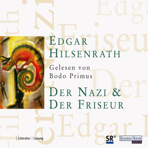 Der Nazi und der Friseur audiobook cover art
