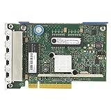 Soapow 4‑Port Gigabit Network Card for HP Server Computer Accessories 331FLR Ethernet 1G