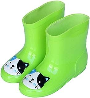 MEIGUIshop Rain Boots - Non-Slip Shoes Four Seasons Universal rain Boots rain Boots