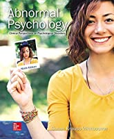Abnormal Psychology: Clinical Perspectives on Psychological Disorders, 9th Edition Front Cover