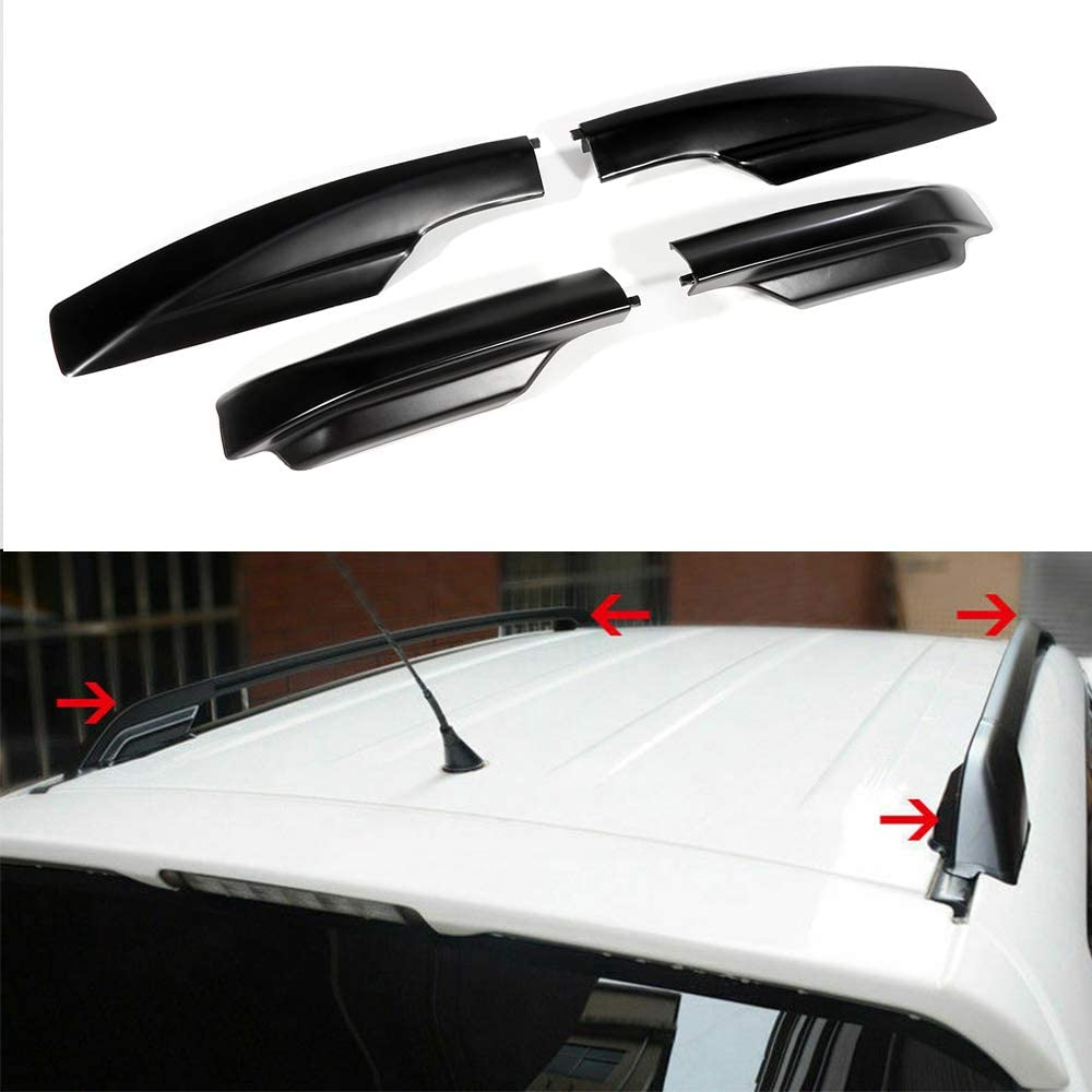 ANPART Roof Rack Ranking TOP8 Top Rail End Covers RAV4 San Jose Mall Toyota for fit 20 2006