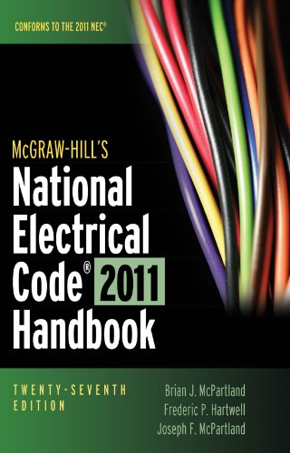 McGraw-Hill's National Electrical Code 2011 Handbook (McGraw-Hill's National Electrical Code Handbook) (English Edition)
