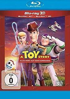 A Toy Story 4 - Alles hört auf kein Kommando (+ Blu-ray 2D) [Alemania] [Blu-ray]
