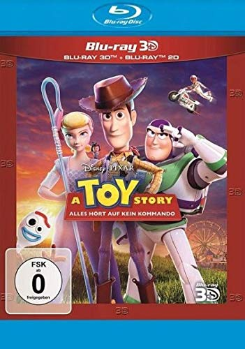 A Toy Story 4 - Alles hört auf kein Kommando (+ Blu-ray 2D)