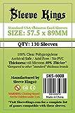 Sleeve Kings Standard USA Chimera Card Sleeves (57.5x89mm) - 110 Pack, 60 Microns