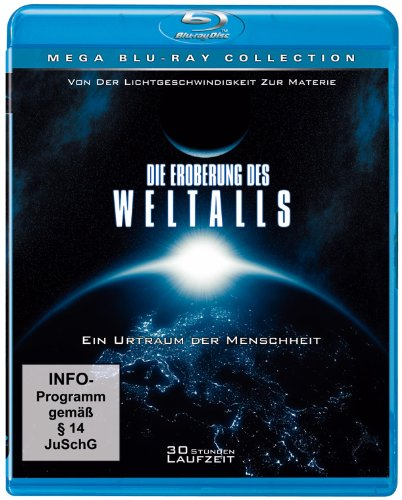 Eroberung des Weltalls - Mega Blu-ray Collection [Blu-ray]