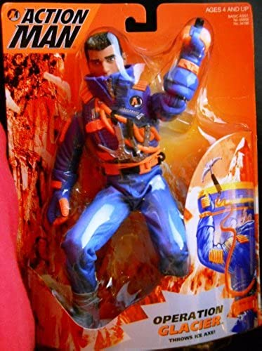 12 Action Man Operation Glacier by Action Man