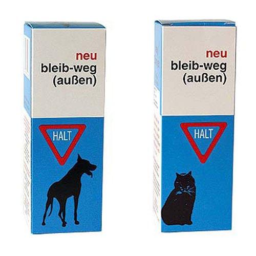 VETYL - 1 Flasche Bleib Weg Sprayer 100ml für Hund und Katze für außen