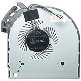 Ventilador Compatible con Lenovo V110-15ISK (80TL00AJGE), V110-15ISK (80TL01ANGE), V110-15ISK (80TL0010MX), V110-15ISK (80TL00A4GE), V110-15ISK (80TL00GE)