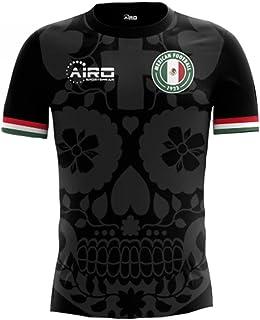 bbf277bc4 Airo Sportswear 2018-2019 Mexico 3rd Concept Football Soccer T-Shirt Jersey  (Kids