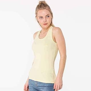 Slazenger SIMONE Kadın T-Shirt Sarı