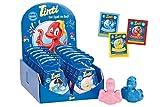 Tinti Seife für Kinder Spielseife im Set mit 3 Badefarben (Seife in BLAU)