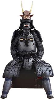 غرامة الدرجة لبس اليابانية درع البدلة روستونغ الساموراي الشبح الأسود توكوغاوا داكو اكوما F02