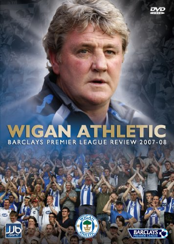 Wigan Athletic Fc: End Of Season Review 2007/2008 [DVD]