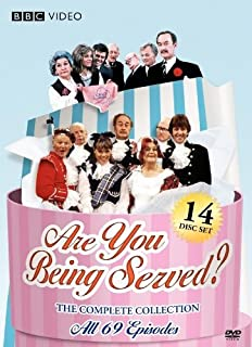 Are You Being Served? The Complete Collection (B002I9TZHA)   Amazon price tracker / tracking, Amazon price history charts, Amazon price watches, Amazon price drop alerts