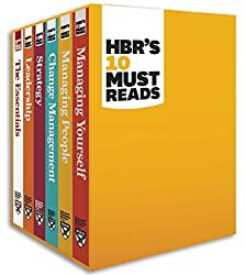 HBR's 10 Must Reads Boxed Set (6 Books)