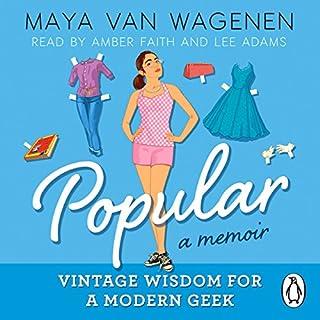 Popular: A Memoir - Vintage Wisdom for a Modern Geek cover art