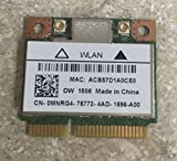 MXX0D - Dell Wireless 1506 DW1506 WiFi 802.11 b/g/n Half-Height Mini-PCI Express Card - MXX0D