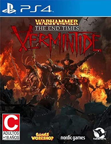 Warhammer: End Times - Vermintide (PS4) - PlayStation 4 [video game]
