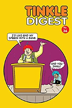 Tinkle Digest 36 by [ANANT PAI]