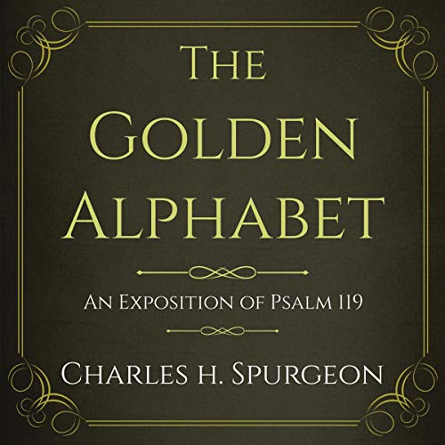 The Golden Alphabet (Updated, Annotated) cover art