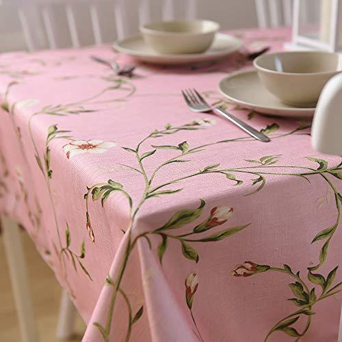 Flashing katoen en linnen tafelkleed stof verdikking klein fris tafelkleed koffie tafelkleed rustieke stijl woonkamer decoratie tafelkleed afdekking handdoek