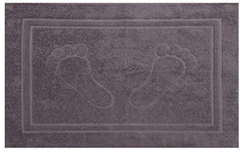 Badteppich B-Ware Duschvorleger Bettvorleger Teppich /'Herz/'  Bad Landhaus Shabby